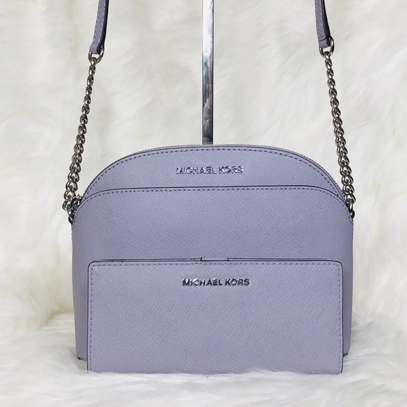 7604cbb9b779 Michael Kors Bags | Jet Set Dome Crossbody Wallet Set | Poshmark